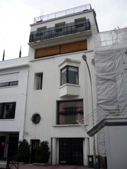 Pss maison de l 39 architecte andr gutton boulogne for De a coudre 51 rue gambetta 92100 boulogne billancourt