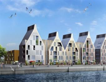 Pss Les Gables 4 Immeubles De Logements Collectifs Dunkerque France