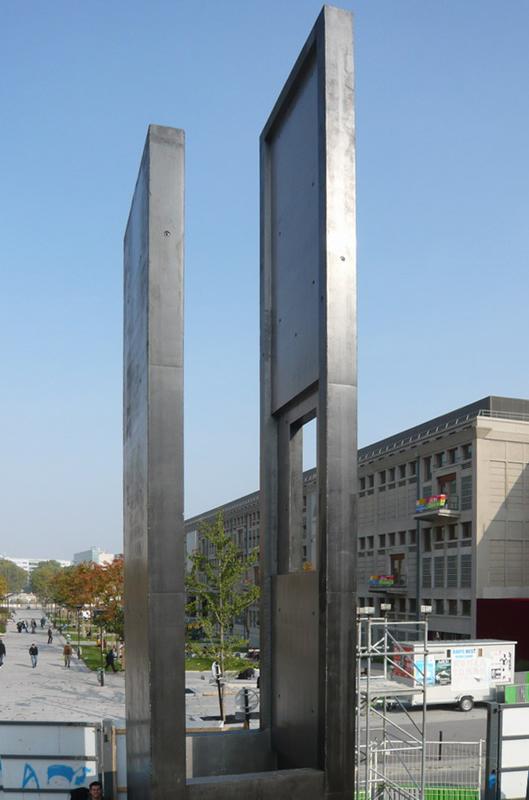Passerelle & Halle aux Farines