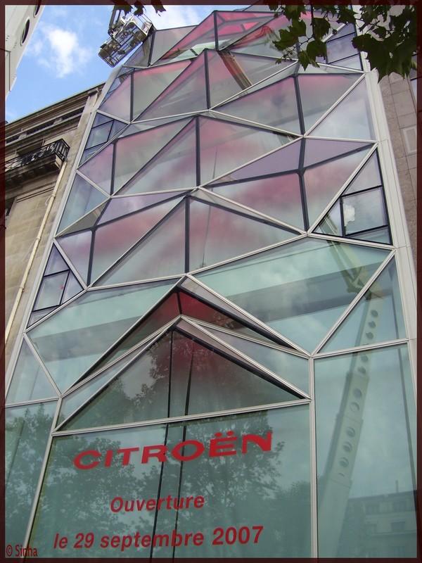 Showroom Citroën