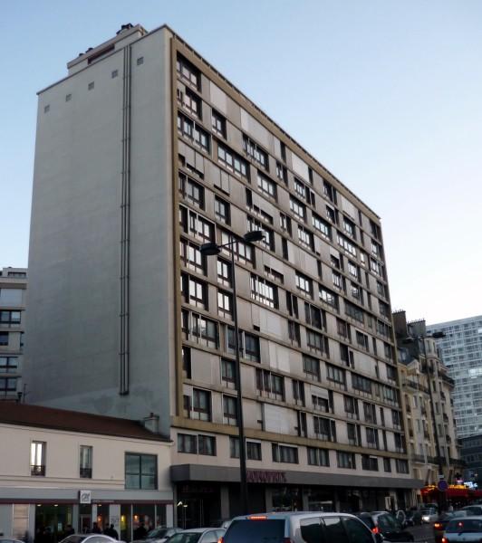 33-35, rue du Départ
