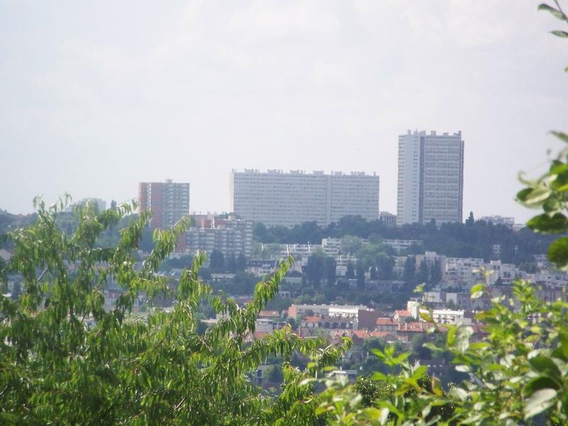 Val de Fontenay vue de Noisy - Mont d'est