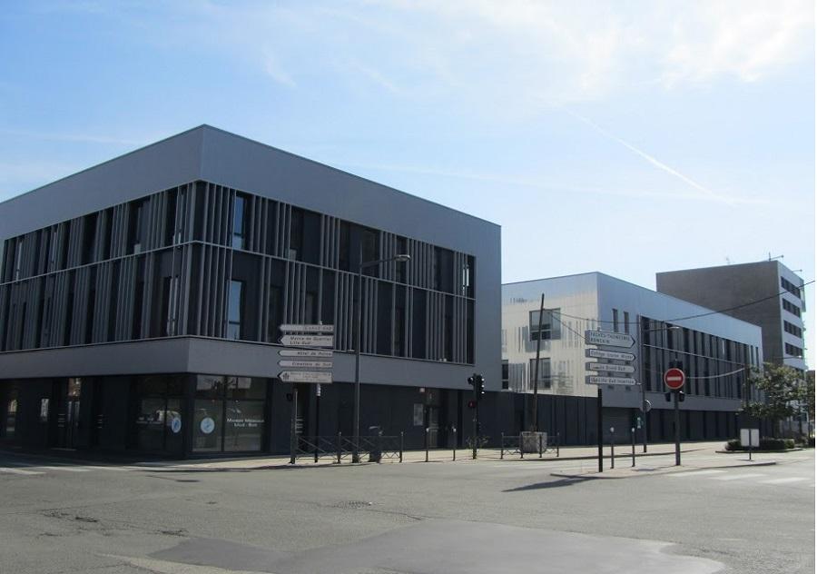 Centre tertiaire Cannes Postes